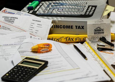 Visuel de calculatrices impôts et déclarations Fiscalité Genève